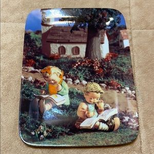 "Hummel Danbury Mint ""School Days"" Collector Plate"